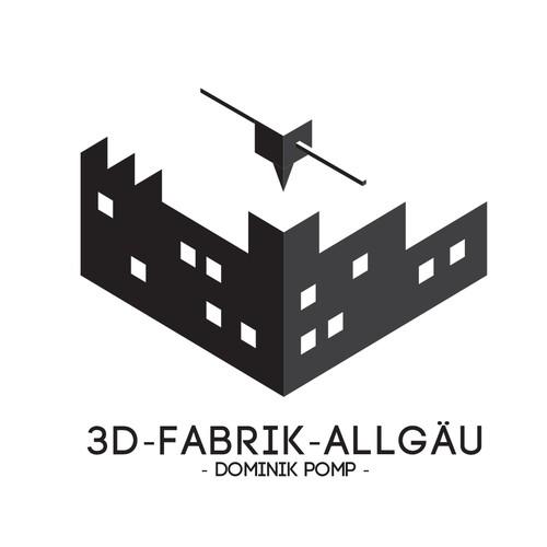 Logo for 3D Factory