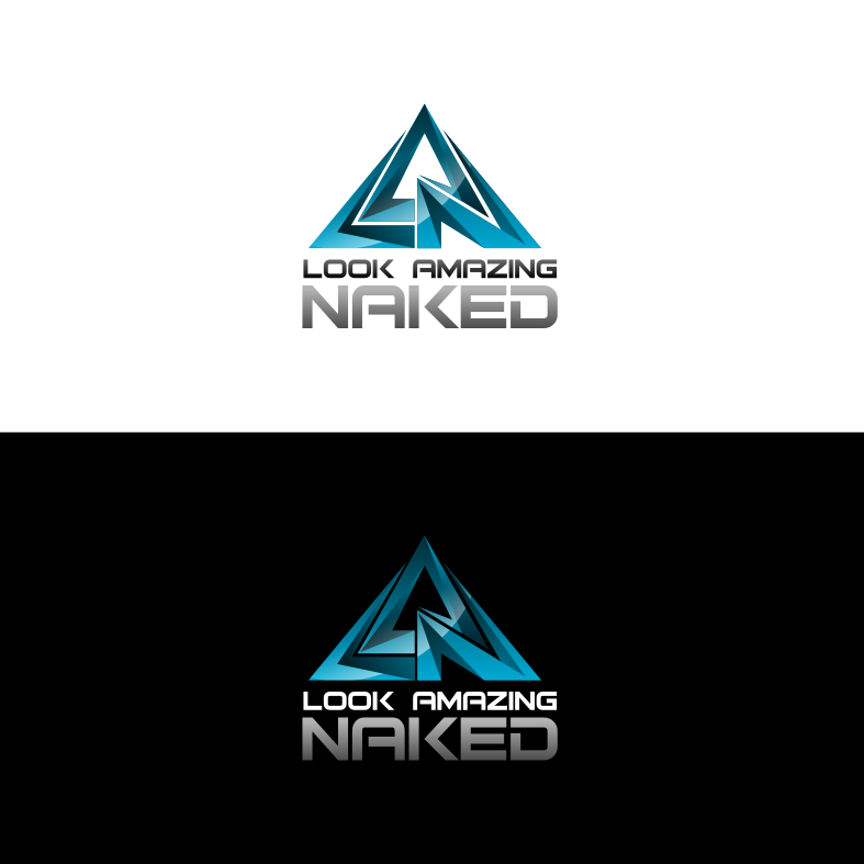 (Fitness) Look Amazing Naked - GUARANTEED - $50 ADD ON! New Logo Needed
