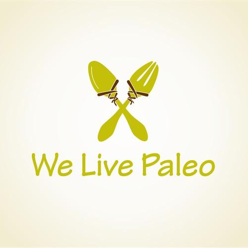 Help We Live Paleo with a new logo