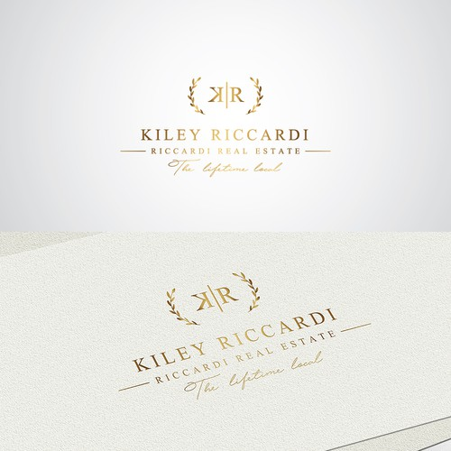 Luxury High End Real Estate Logo...Beautiful, Creative and Classy* design