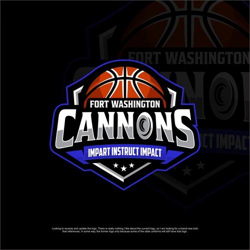 Fort Washington Cannons