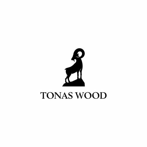 Tonas Wood Logo