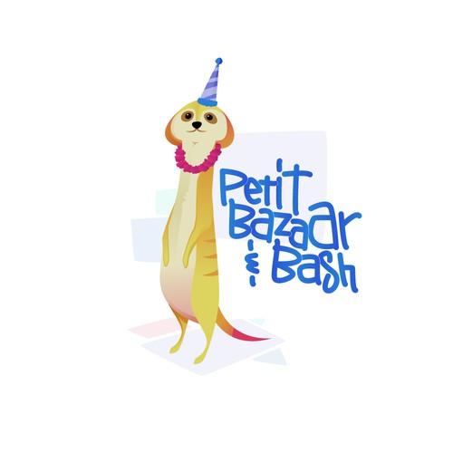 Petit Bazaar & Bash Logo