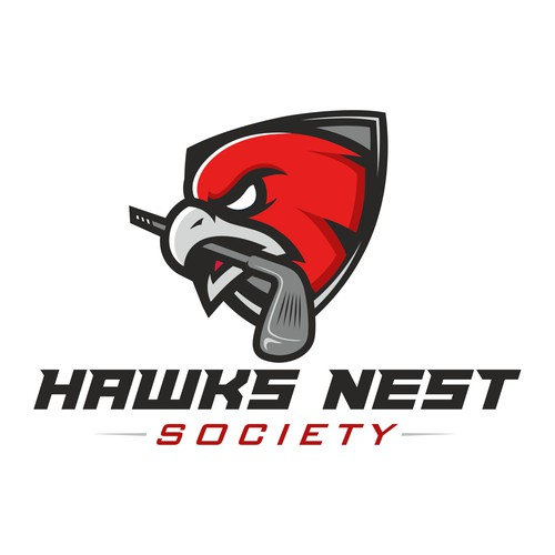 Hawks Nest Logo Design