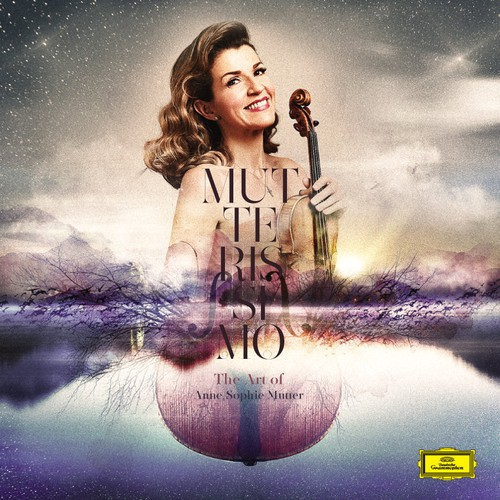 Mutterisimo Illustration cover The art of Anne Sophie Mutter