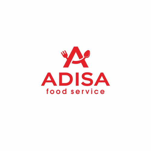 Logo design for Adisa food service