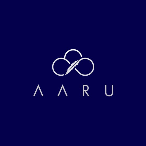 Aaru logo concept