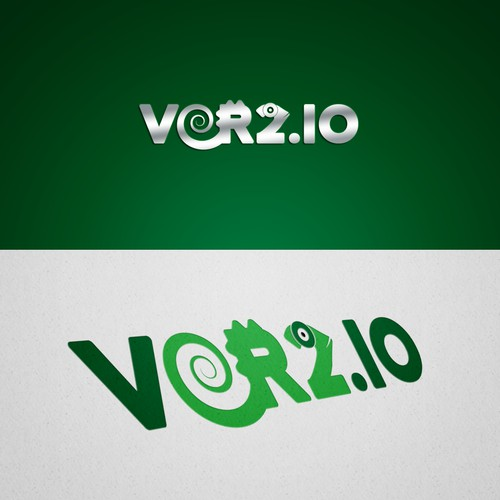 Create the next logo for Verz.io