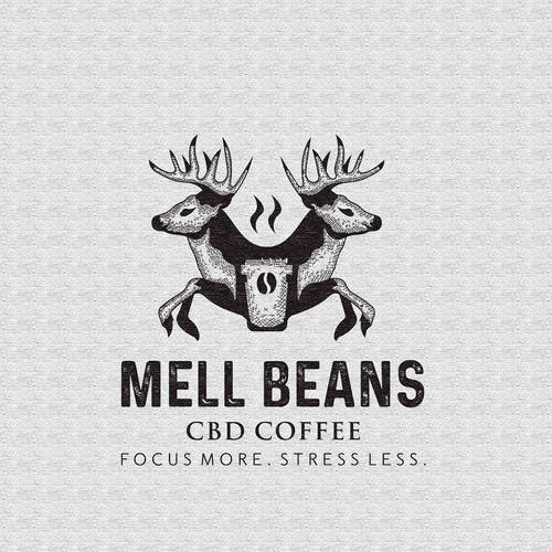 Mellö Beans CBD Coffee