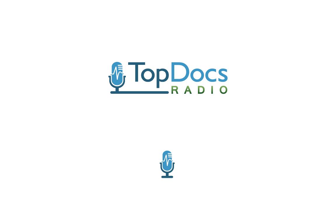 Top Docs Radio needs a winning logo