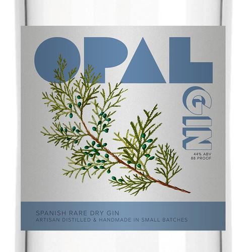 Opal Gin