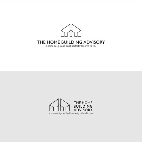 Exceptional logo for high-end luxury home advisory firm.