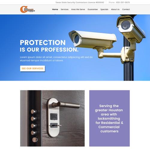 Guardian Safe & Lock