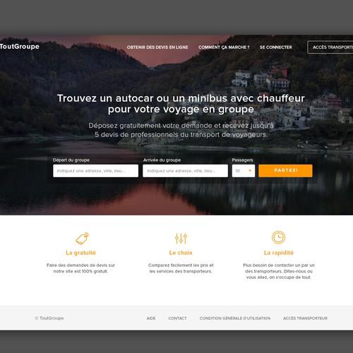 ToutGroupe website