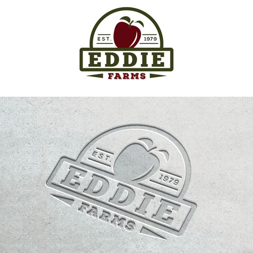 "Logo for ""Eddie Farms"""