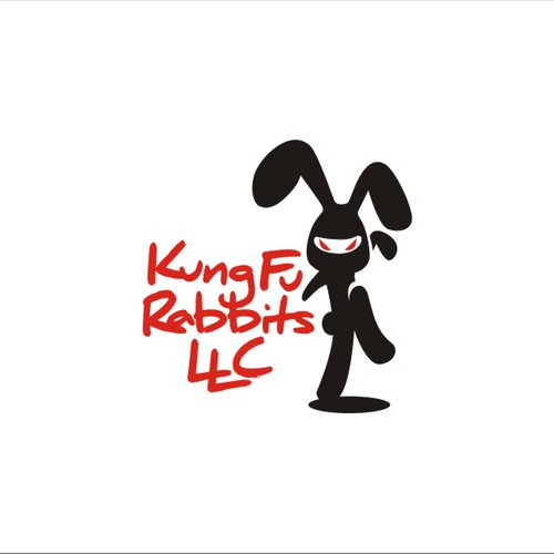 Logo for Kung Fu Rabbits, LLC