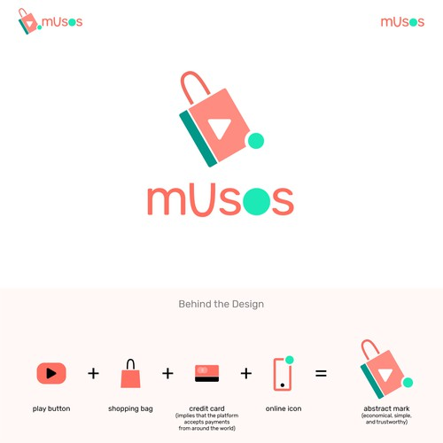 MUSOS Logo Design Concept