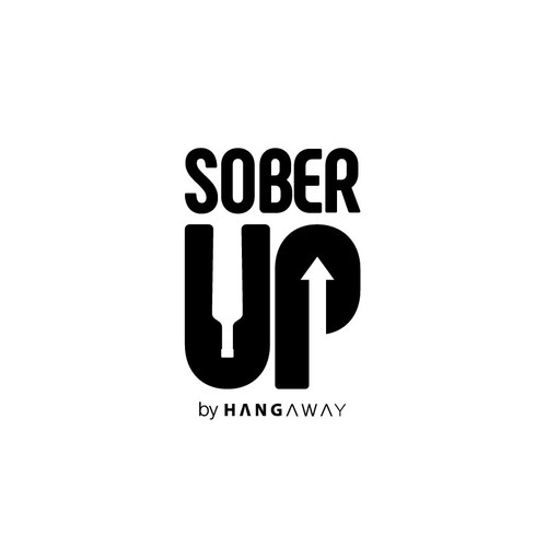 Hangover relief product logo