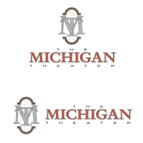 Michigan Theater logo