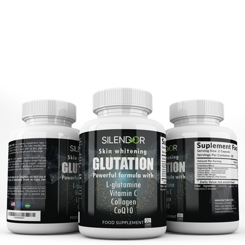 To make the design and listing for dietary supplements