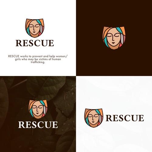 Logo concept for non-profit organization