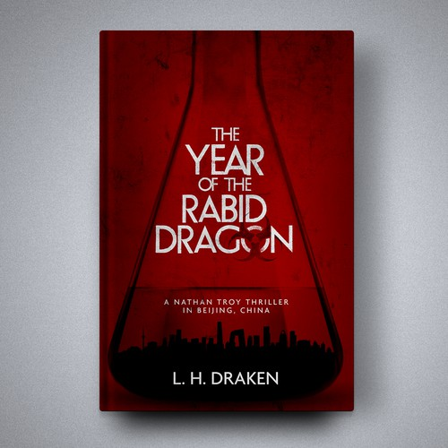 Book cover for The Year of the Rabid Dragon