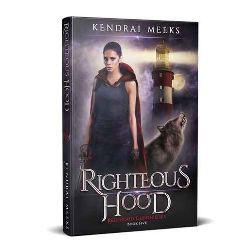 Righteous Hood – 5th book in the Red hood Chronicles series