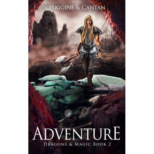 ADVENTURE (book cover)