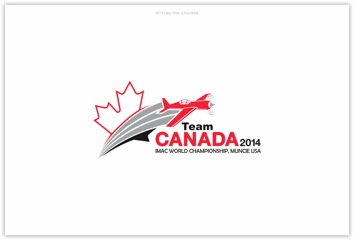 Team Canada Aerobatic Logo needed for 2014 Worlds Contest