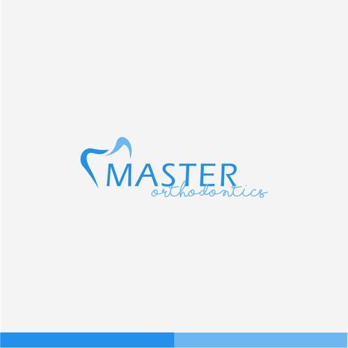 Logo for master orthodontics