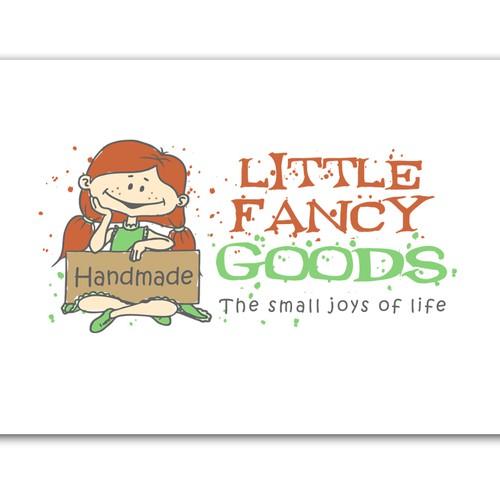 Logo für Kindermode-Herstellerin