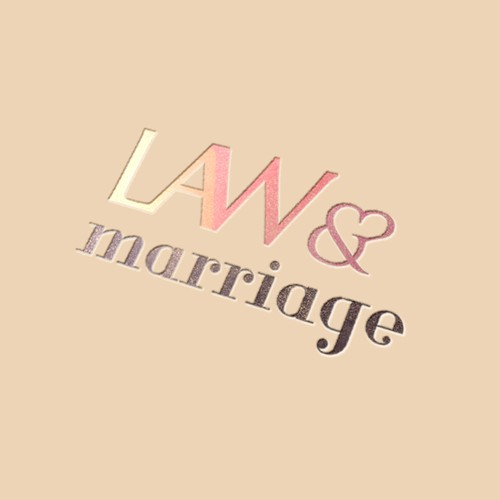 """Create a Jazzy Logo for Pop-Family-Law Website """"Law & Marriage"""""""