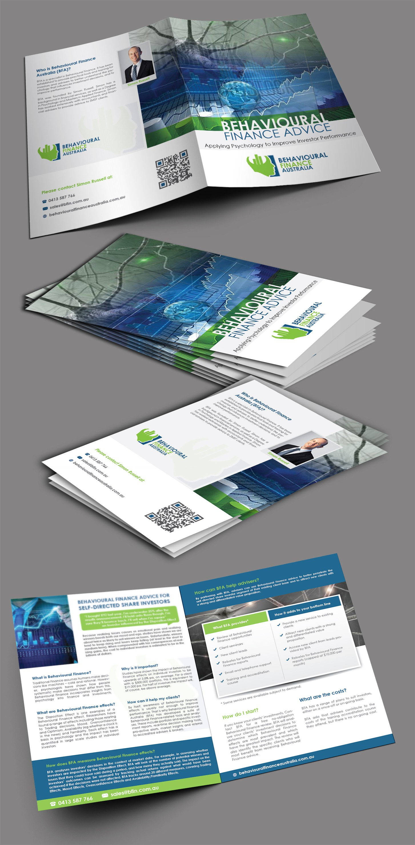 Behavioural Finance Brochure for Financial Advisers