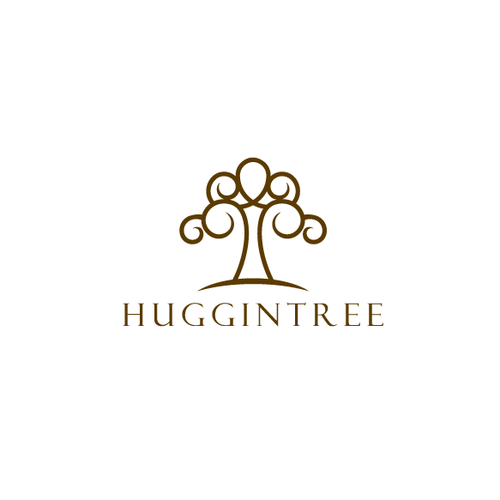 New logo wanted for HugginTree, Inc.