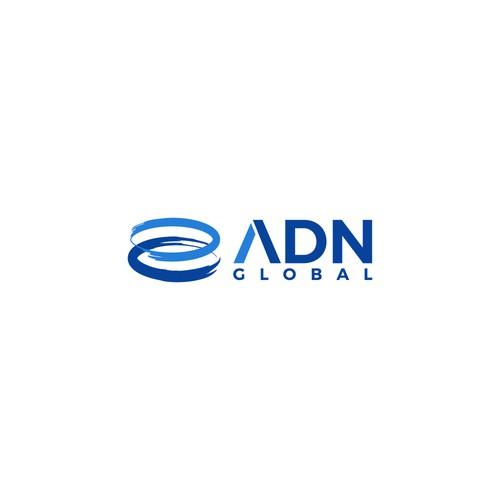 Logo for ADN Global