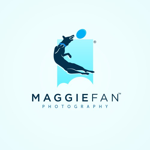 logo for Maggie Fan Photography
