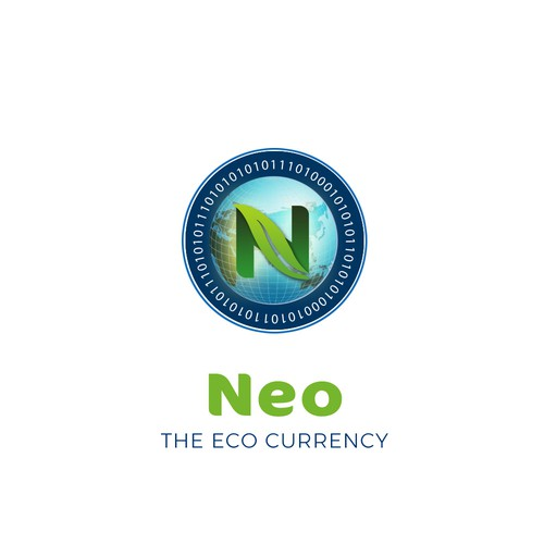 Neo - Eco currency Logo