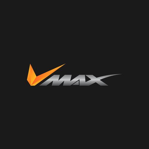 v max logo