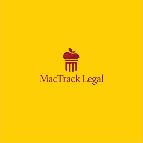 Clever logo a unique conference for Mac-loving attorneys