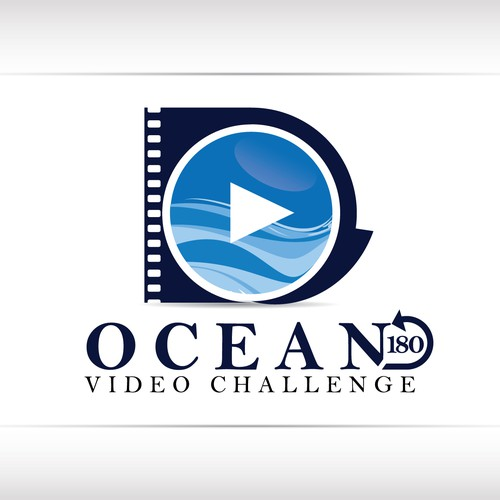 Logo Design for ocean 180