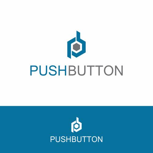 Create Push Button's New Company Logo