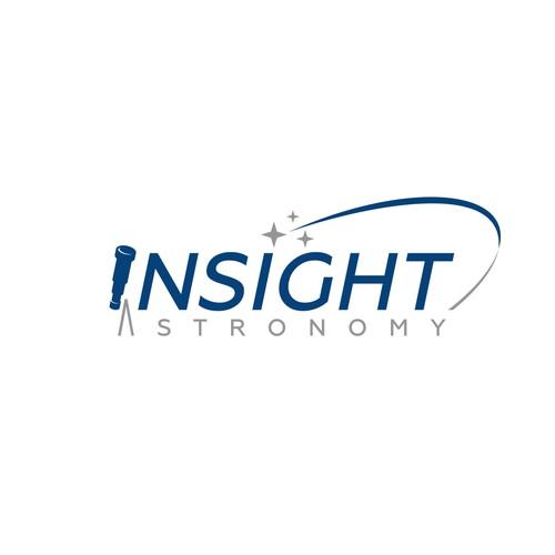 Insight Astronomy Logo