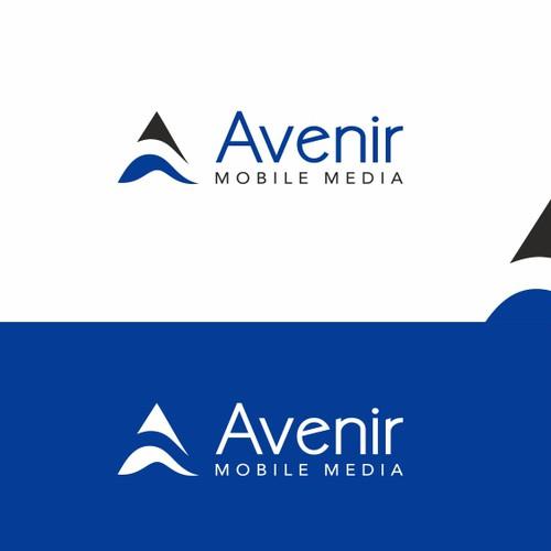 Avenir Mobile Media logo