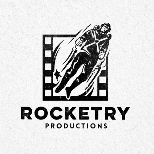 Upcoming film company looking for an instant classic/timeless design and mascot that evokes the spirt, heart of a movie.