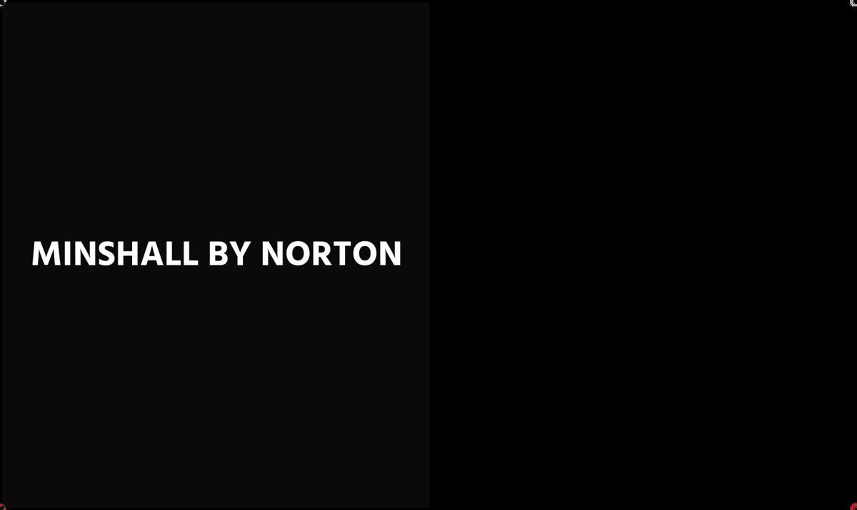 MINSHALL BY NORTON - PART 2