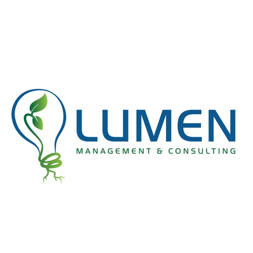 Logo & BC for LUMEN Mangement & Consulting