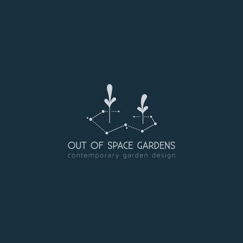 Logo for garden designers