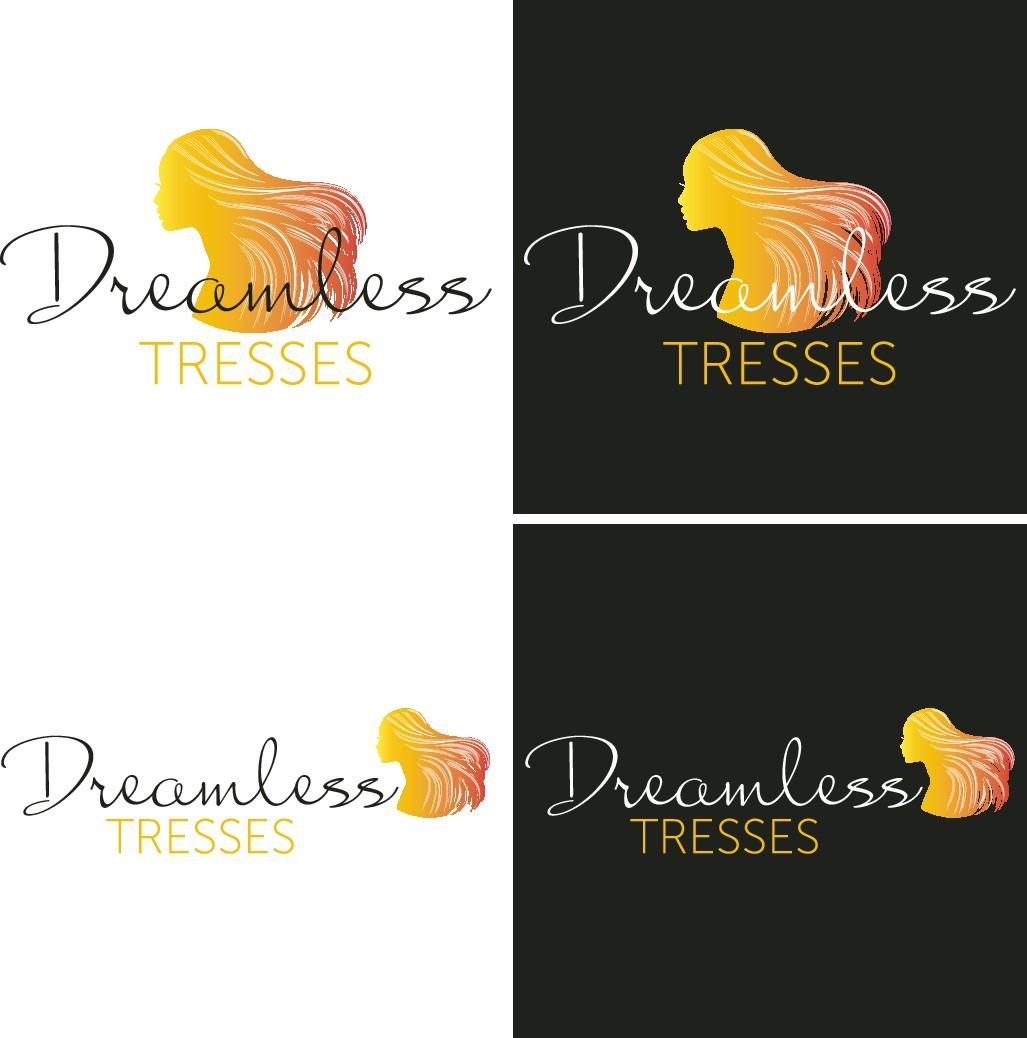 Logo Update for a Luxurious Hair Brand