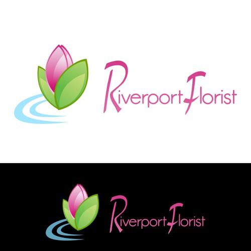 Riverport Florist needs a new logo