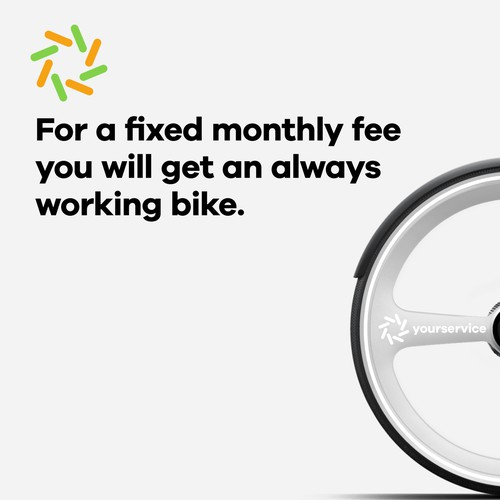 Bike subscription